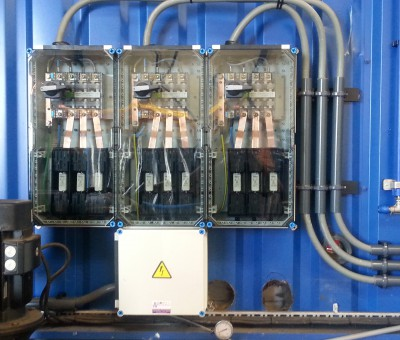 500 Volt test installatie – Hatenboer Water